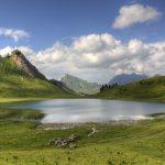 Balades estivales et hivernales au lac de Roy, Praz-de-Lys